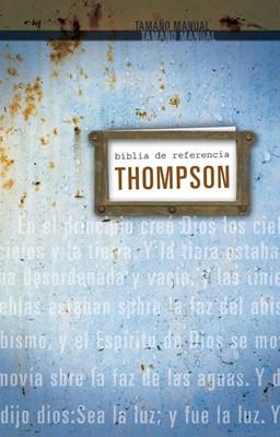 Biblia de Referencia Thompson Tamaño Personal (Tapa Dura) [Biblia]