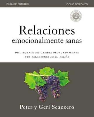 Relaciones Emocionalmente Sanas Cuaderno De Trabajo (Tapa Rustica) [Libros]