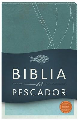 Biblia del Pescador Azul (Imitación Piel) [Biblia]