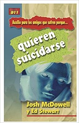 Quieren Suicidarse (Tapa Rústica)