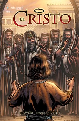 El Cristo Tomo 2 Comics (Tapa Rústica)