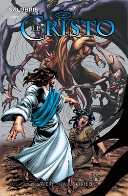 El Cristo Tomo 5 Comics (Tapa Rústica)