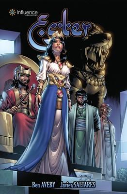 Ester Comics (Tapa Rústica)