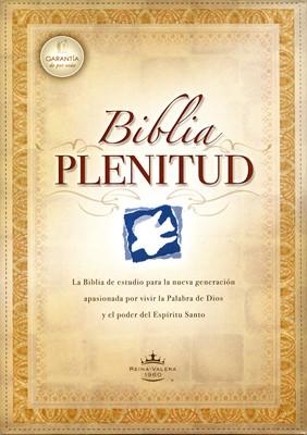 Biblia Estudio Plenitud RVR60 Tapa Dura (Tapa Dura) [Biblia]