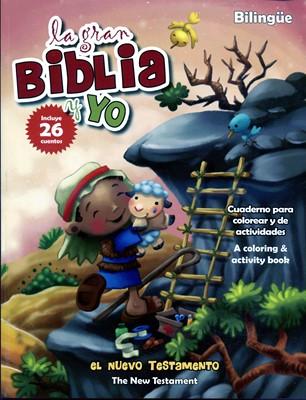 La Gran Biblia y Yo -Nuevo Testamento- (Tapa Rústica)