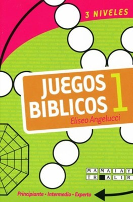 Juegos Bíblicos 1 (Tapa Rústica)