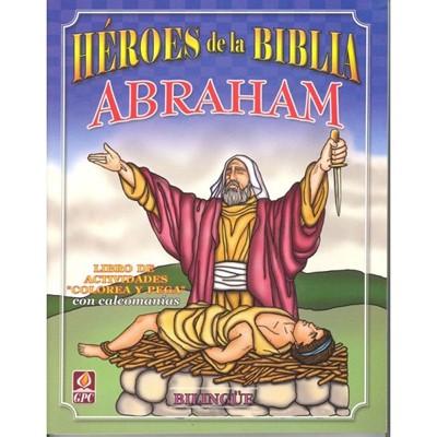 Héroes de la Biblia - Abraham (Tapa Rústica)
