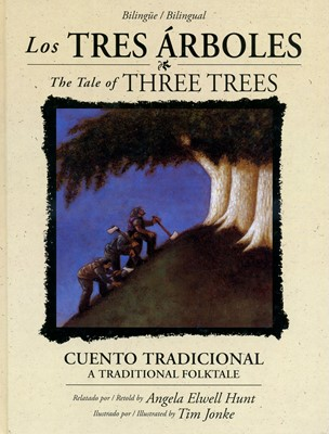 Los Tres Arboles (Tapa Dura)