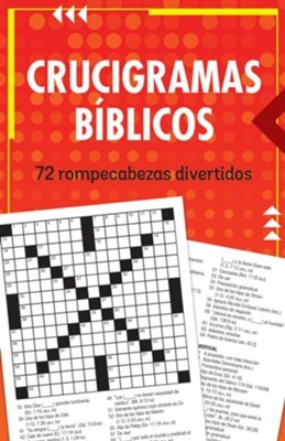 Crucigrama Bíblico (Tapa Rústica)