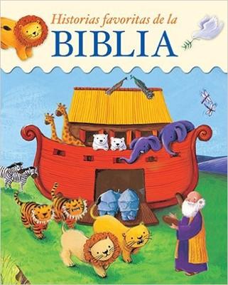 Historias Favoritas de la Biblia (Tapa Rústica)