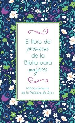 Libro de Promesas de la Biblia Para Mujeres (Tapa Rústica)
