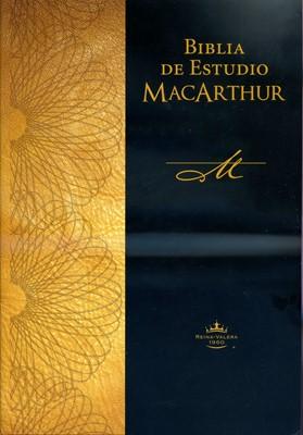 Biblia Estudio MacArthur Tapa Dura (Tapa Dura) [Biblia]