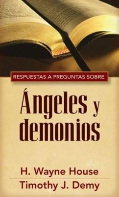 Respuestas a Preguntas Sobre Ángeles y Demonios (Tapa Rústica)