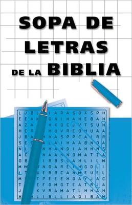 Sopa de Letra de la Biblia (Tapa Rústica)