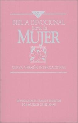 Biblia NVI Devocional para la Mujer (Tapa Suave) [Biblia]