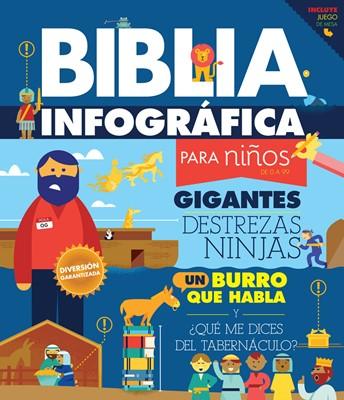Biblia Infográfica (Tapa Dura)