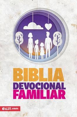 Biblia Devocional Familiar (Tapa Rústica)