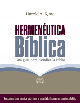 Hermeneutica Biblia Kime (Rústica)