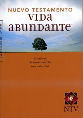 Nuevo Testamento Vida Abundante NTV (Tapa Rústica)