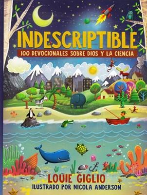 Indescriptible (Tapa rústica suave)