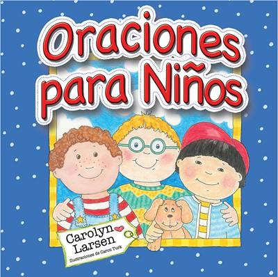 Oraciones Para Niños (Tapa Dura)