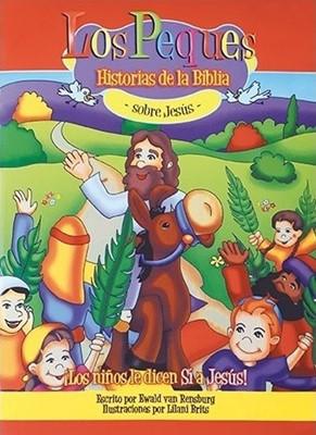 Historia De La Biblia-Sobre Jesús (Tapa Rústica)