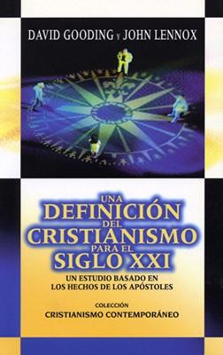 Una Definición del Cristianismo Para el Siglo XXI (Tapa Rústica)