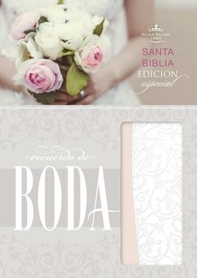 Biblia Especial Boda Blanca (Tapa Suave)