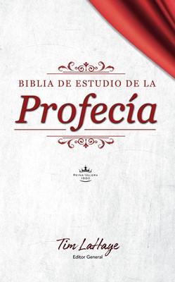 Biblia de Estudio de la Profecía (Tapa Dura)