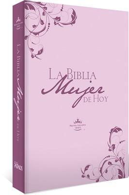 Biblia Mujer de Hoy Piel Rosa (Tapa Suave)