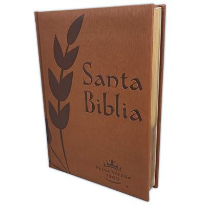 Biblia Familiar de Lujo Reina Valera 1960 Marrón