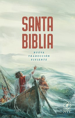 Biblia Para Niños NTV Ilustrada (Tapa Dura)