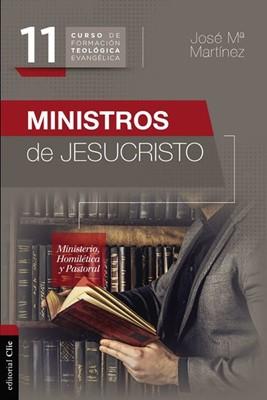 Ministros de Jesucristo (Tapa Rústica)