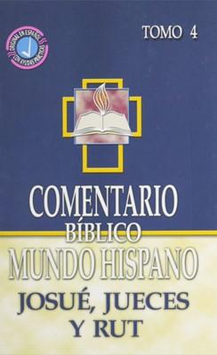 Comentario Bíblico Mundo Hispano Tomo 4 Josué Jueces Rut (Tapa Dura)