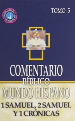 Comentario Bíblico Mundo Hispano Tomo 5 Samuel - Crónicas (Tapa Dura)
