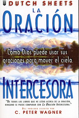 Oración Intercesora (Tapa Rústica)