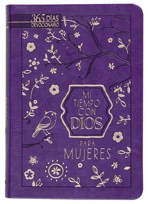 Mi Tiempo Con Dios Para Mujeres (Tapa Suave)