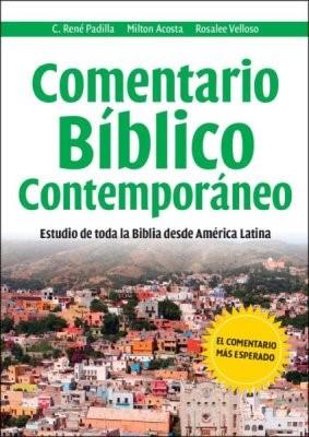 Comentario Bíblico Contemporáneo (Tapa Dura)