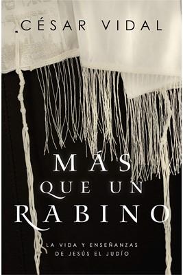 Más Que un Rabino (Tapa Rustica)