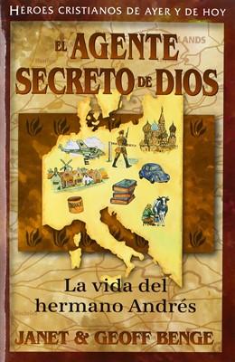 El Agente Secreto de Dios. (Tapa Rústica) [Libro]
