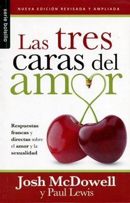 Tres Caras del Amor (Tapa Rústica) [Libro Bolsillo]