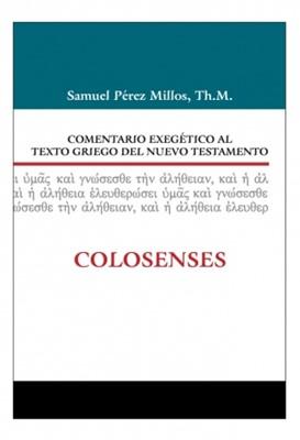 Comentario Exegético al Griego - Colosenses (Tapa Dura) [Libro]