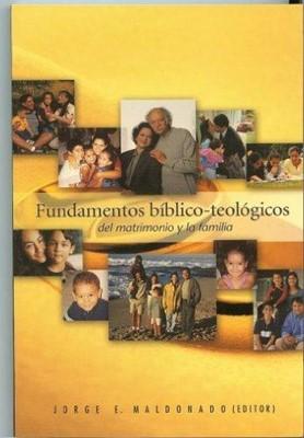 Fundamentos Bíblicos-Teológicos del Matrimonio (Tapa Suave) [Libro]