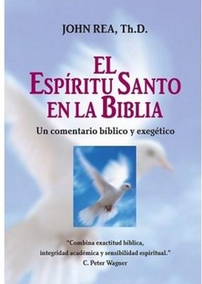 El Espíritu Santo en la Biblia (Tapa Suave) [Libro]