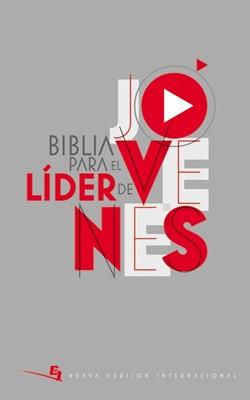 Biblia para el Líder de Jóvenes (Tapa Dura) [Biblia]