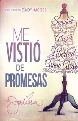 Me Vistió de Promesas (Tapa Suave) [Libro]