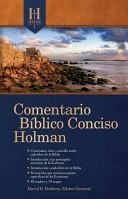 Comentario Bíblico Conciso Holman (Tapa Dura) [Libro]