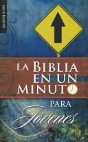 Biblia En Un Minuto Para Jóvenes (Tapa Rústica) [Libro Bolsillo]