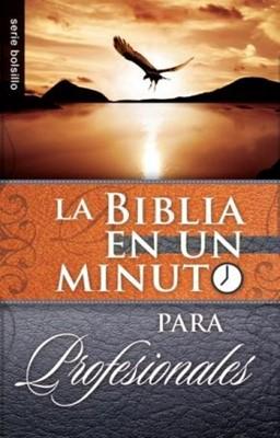 Biblia En Un Minuto Para Profesionales (Tapa Rústica) [Libro Bolsillo]