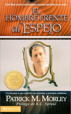 Hombre Frente al Espejo (Tapa Rústica) [Libro Bolsillo]